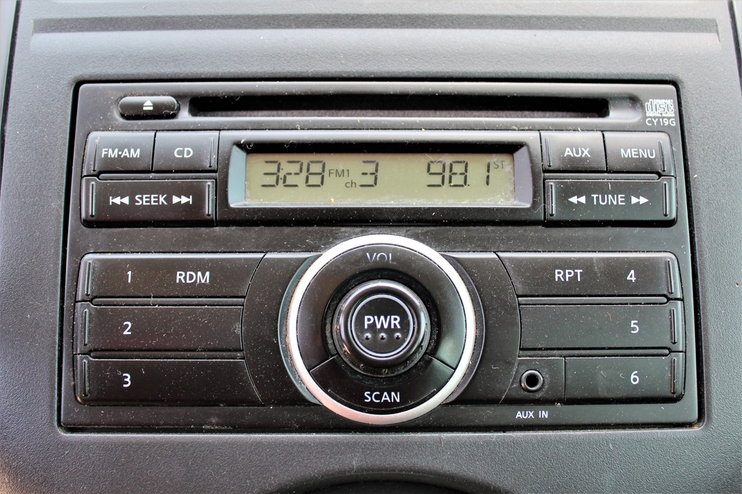 2014 Nissan Versa  - Fiesta Motors