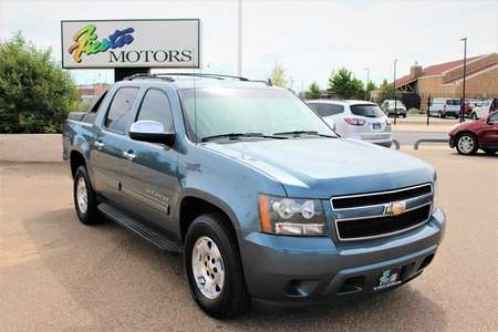 2011 Chevrolet Avalanche LS 2WD Crew Cab for Sale  - F9725A  - Fiesta Motors