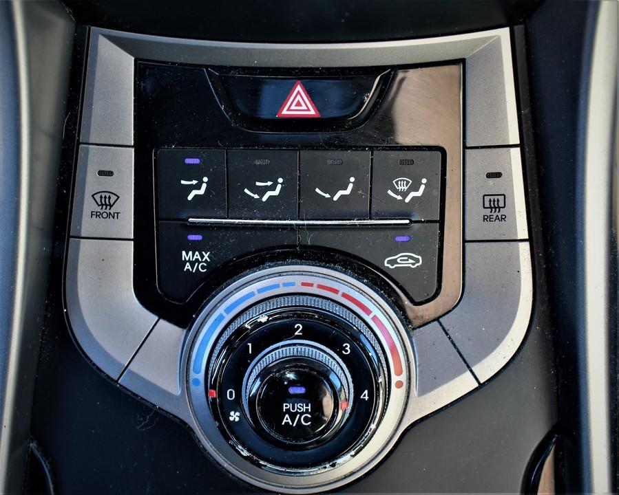 2013 Hyundai Elantra  - Fiesta Motors