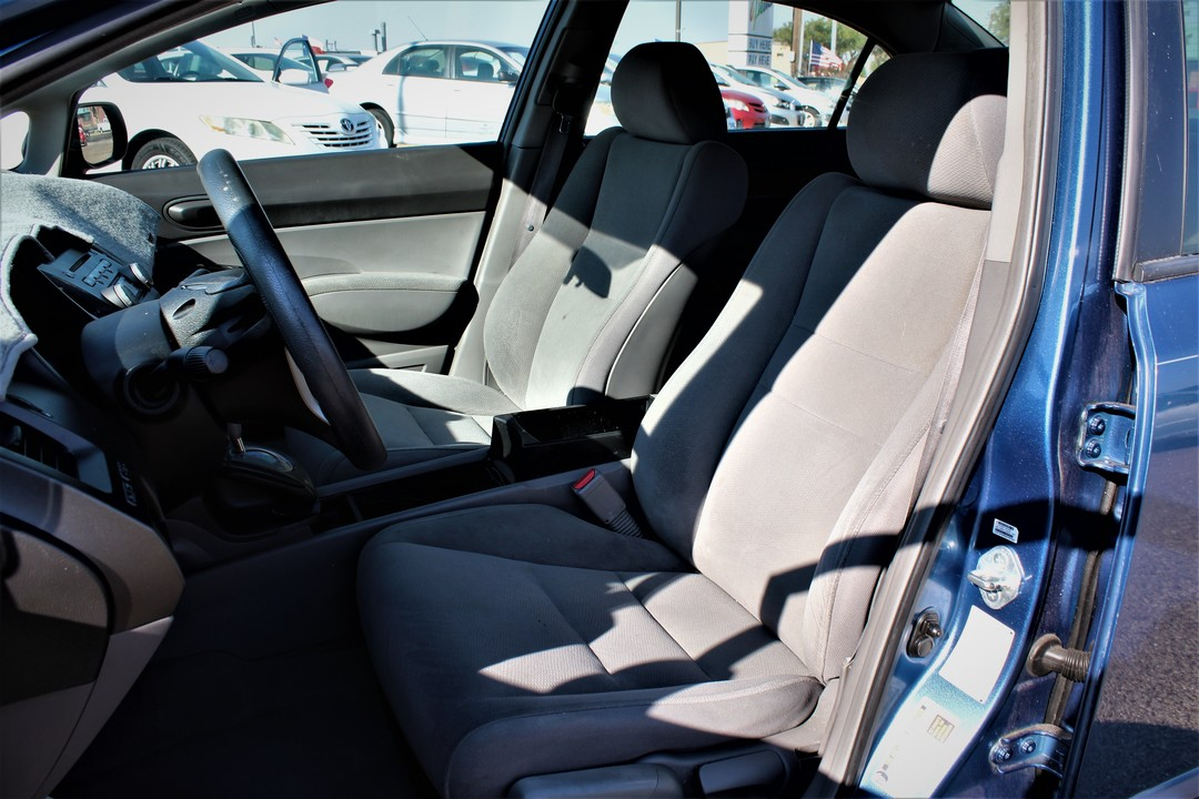 2011 Honda Civic  - Fiesta Motors