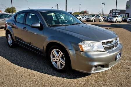 2013 Dodge Avenger  for Sale  - F9787A  - Fiesta Motors