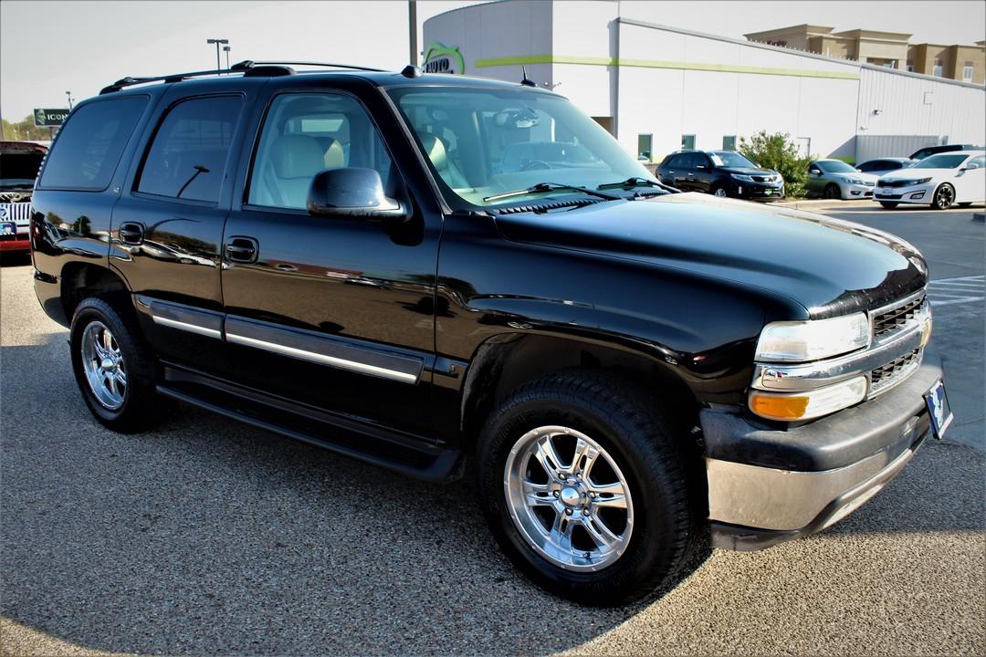 2005 Chevrolet Tahoe  - Fiesta Motors