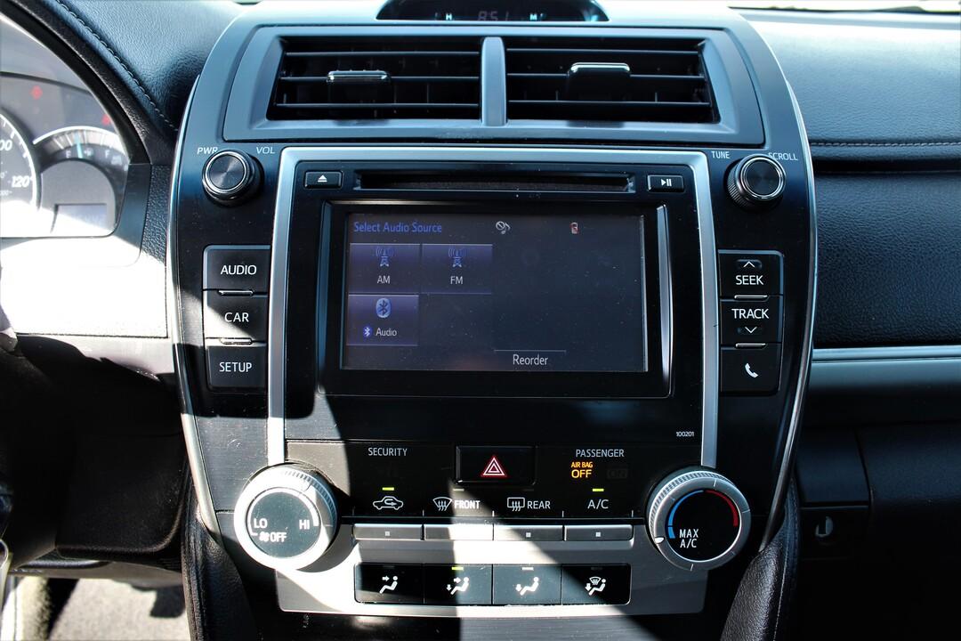 2014 Toyota Camry  - Fiesta Motors