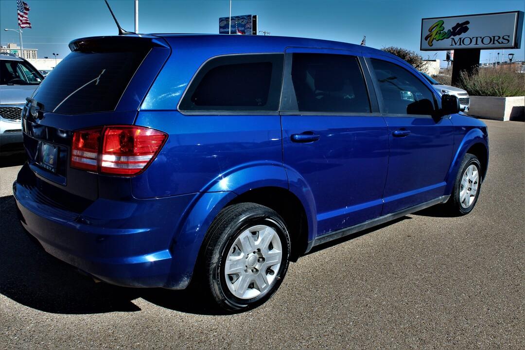 2012 Dodge Journey  - Fiesta Motors