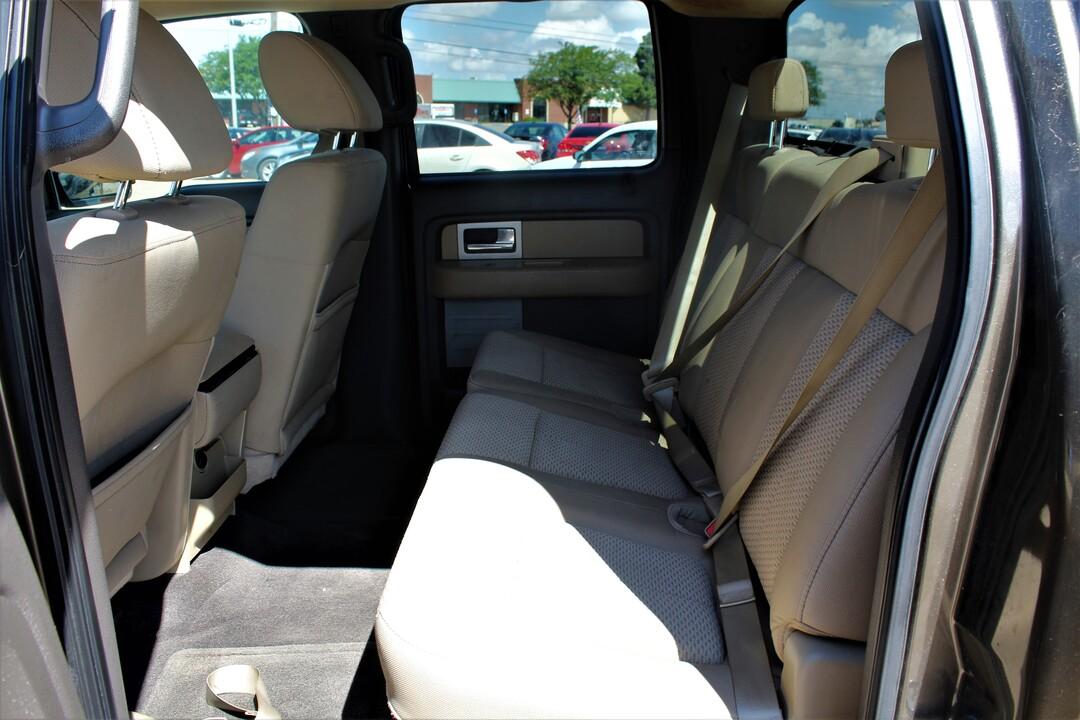 2009 Ford F-150  - Fiesta Motors