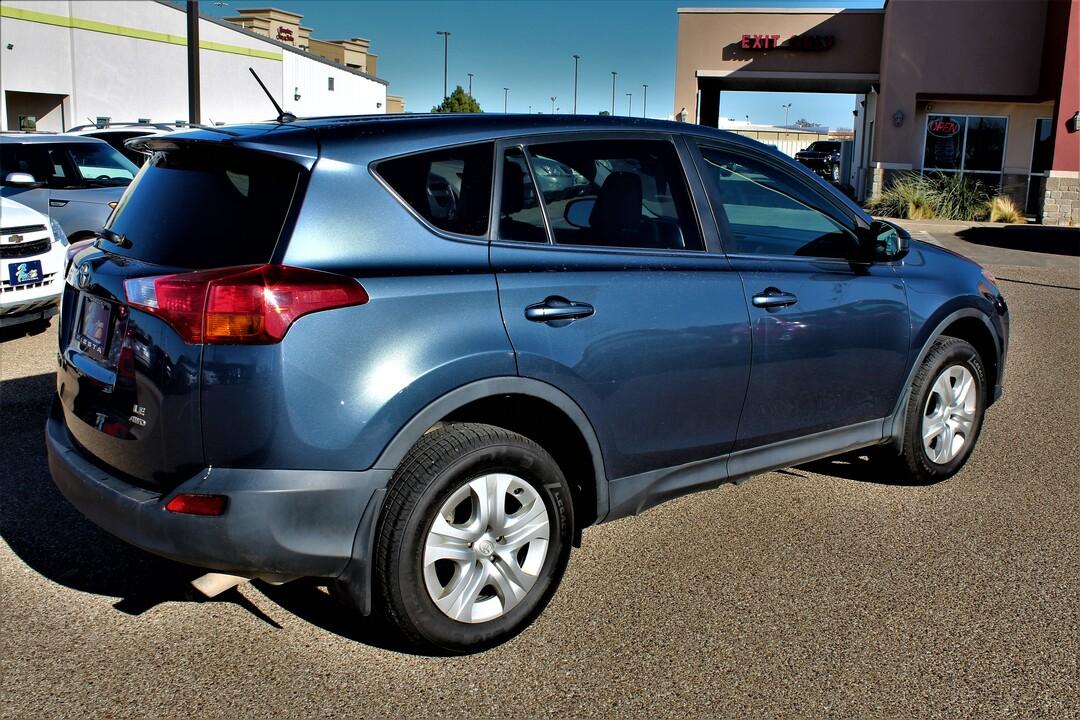 2014 Toyota Rav4  - Fiesta Motors