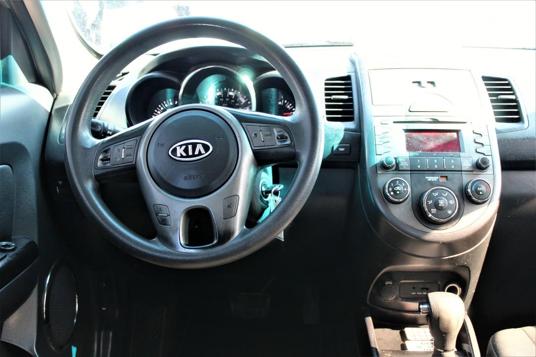 2011 Kia Soul  - Fiesta Motors