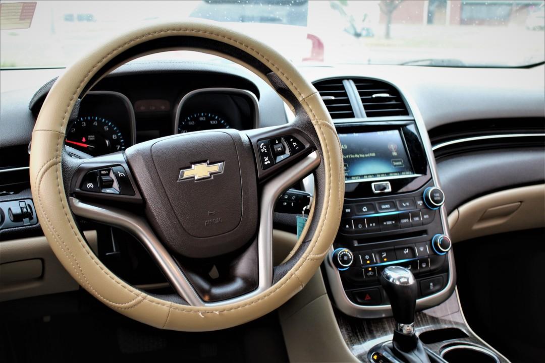 2015 Chevrolet Malibu  - Fiesta Motors