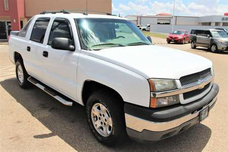 2005 Chevrolet Avalanche Z66 Crew Cab for Sale  - F9749A  - Fiesta Motors