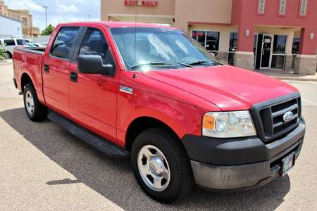 2008 Ford F-150 2WD SuperCrew for Sale  - F9770A  - Fiesta Motors