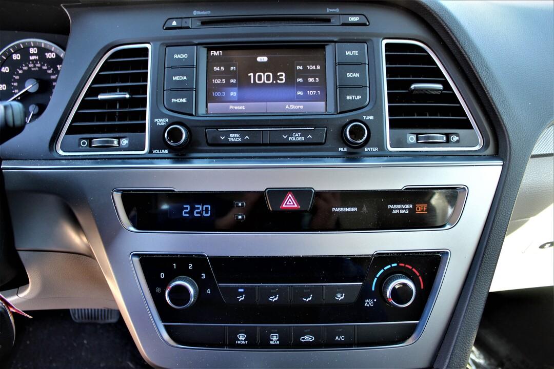 2015 Hyundai Sonata  - Fiesta Motors