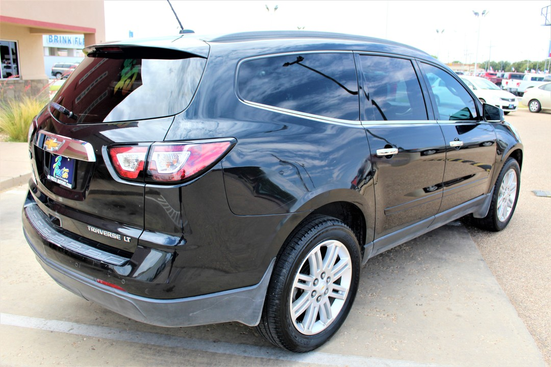 2014 Chevrolet Traverse  - Fiesta Motors