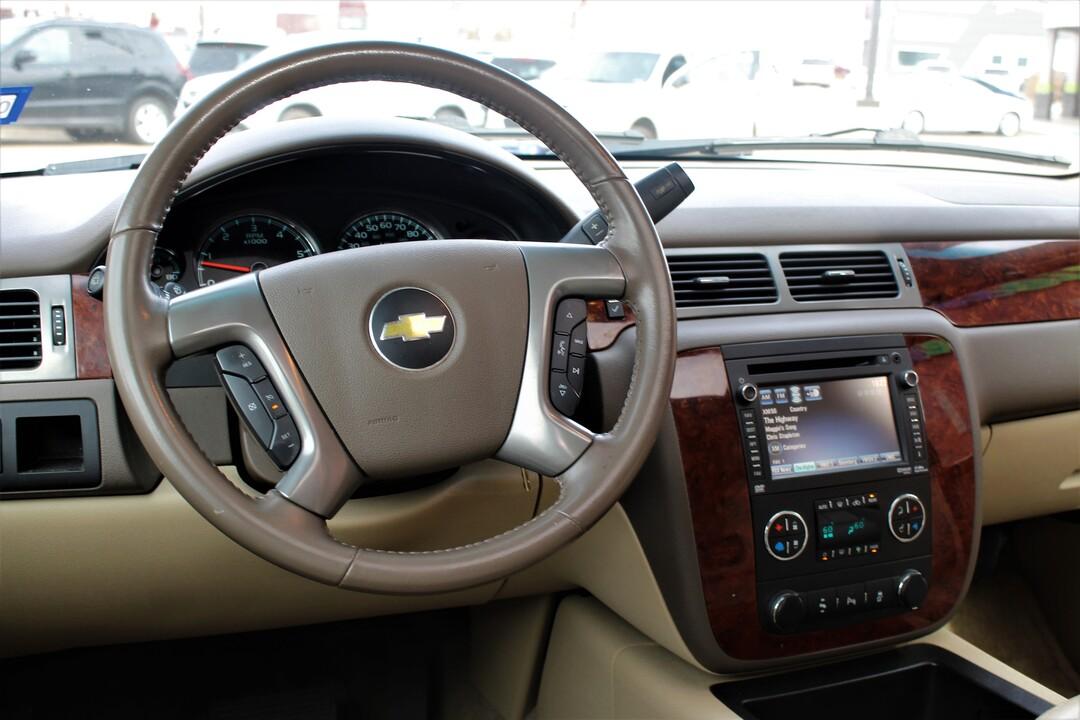 2012 Chevrolet Tahoe  - Fiesta Motors