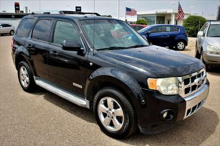 2008 Ford Escape Limited for Sale  - F9690A  - Fiesta Motors