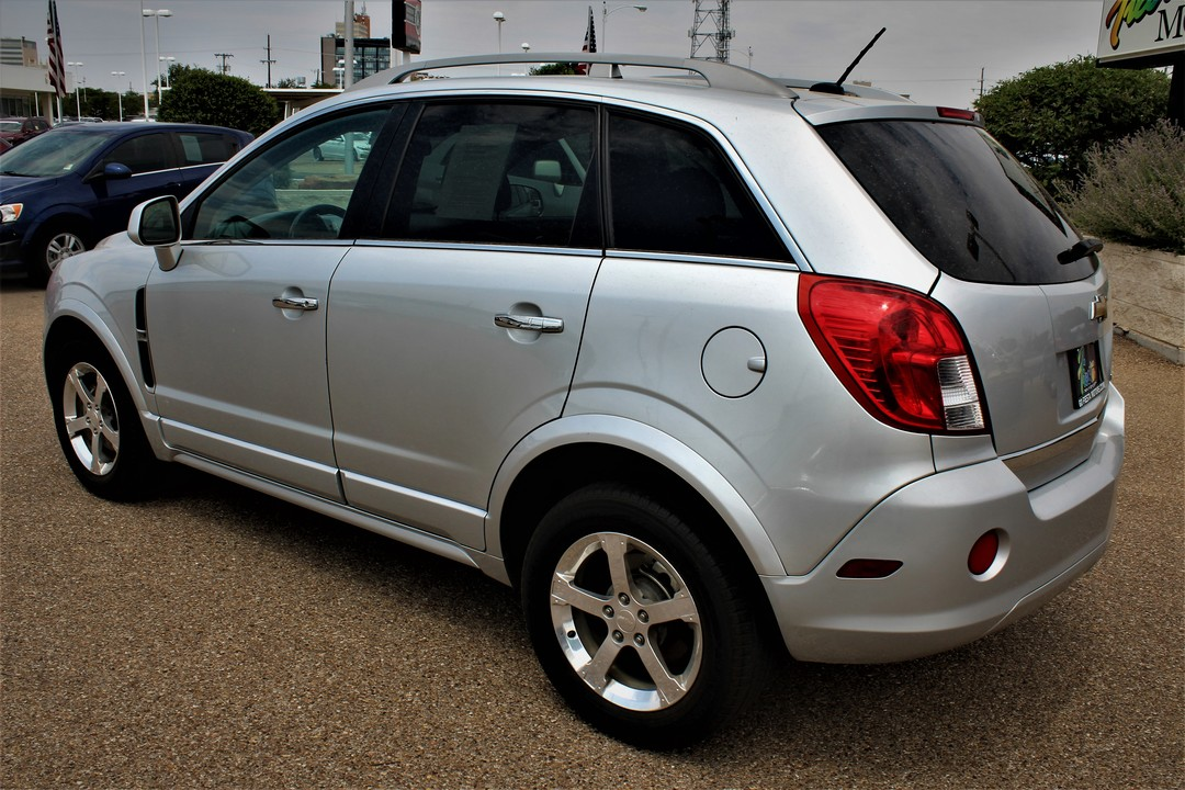 2013 Chevrolet Captiva Sport Fleet  - Fiesta Motors