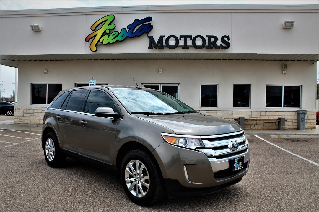 2013 Ford Edge  - Fiesta Motors