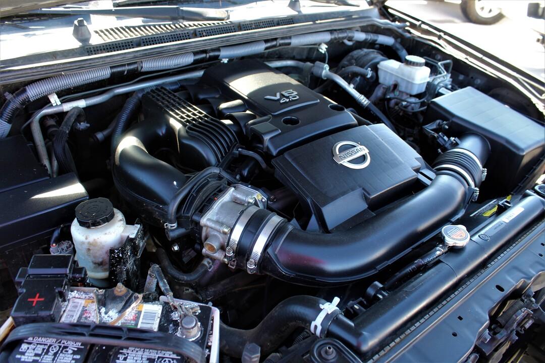 2011 Nissan Frontier  - Fiesta Motors