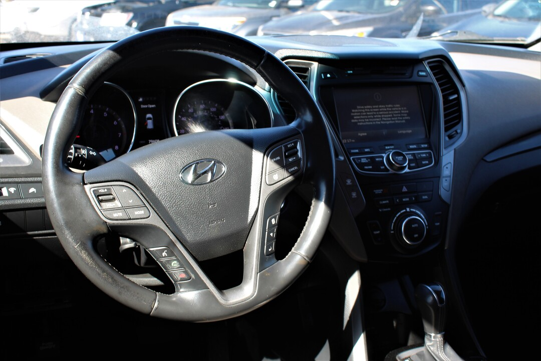 2014 Hyundai Santa Fe  - Fiesta Motors