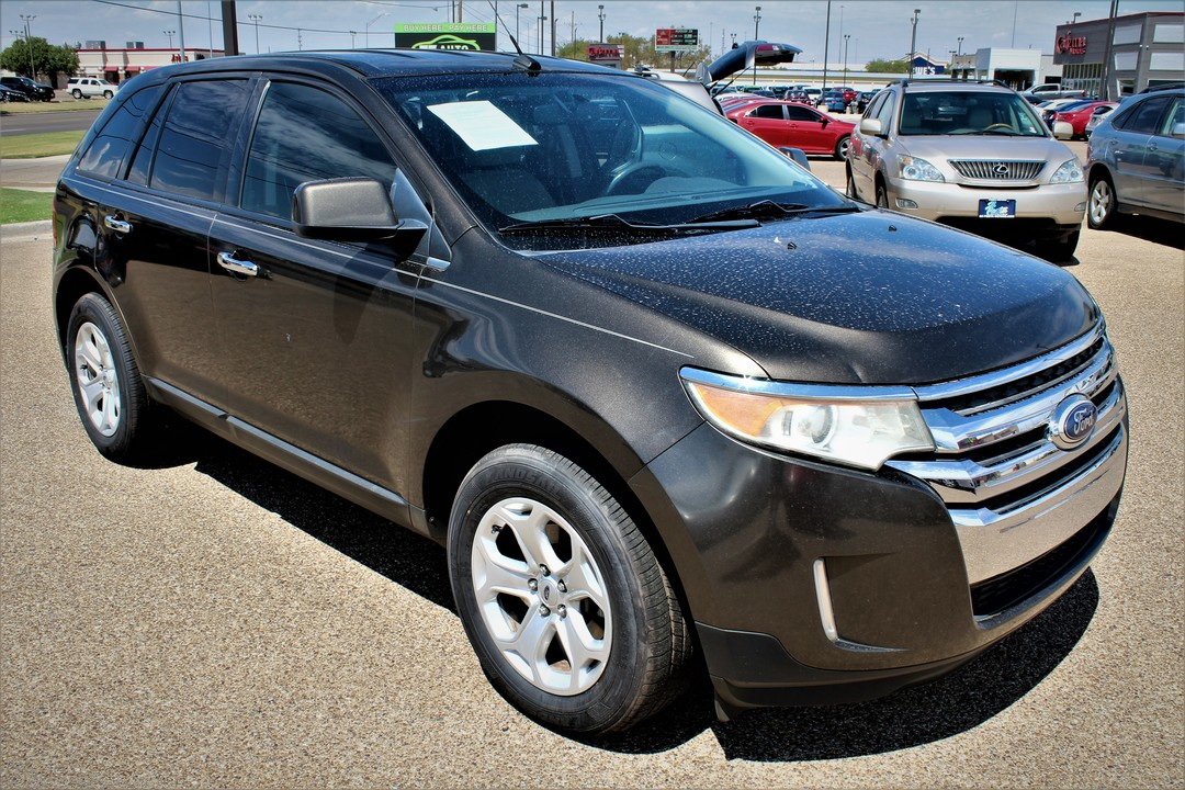 2011 Ford Edge  - Fiesta Motors
