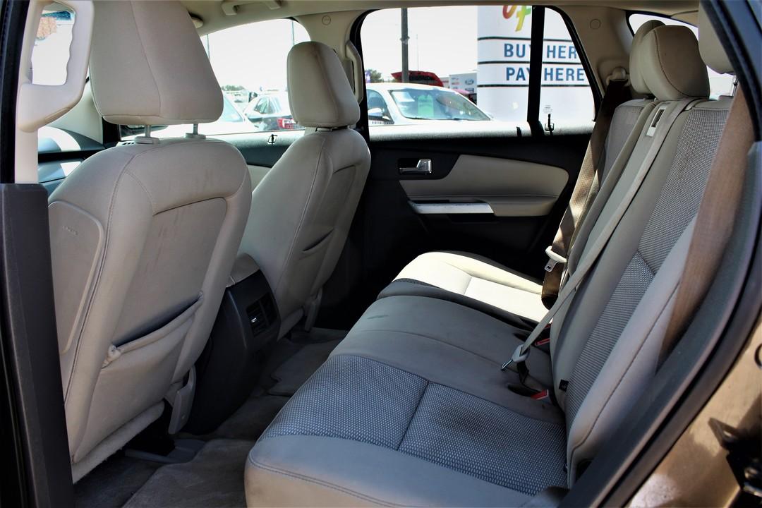 2011 Ford Edge  - Fiesta Motors