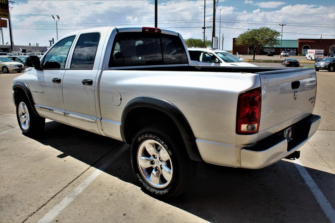 2005 Dodge Ram 1500  - Fiesta Motors