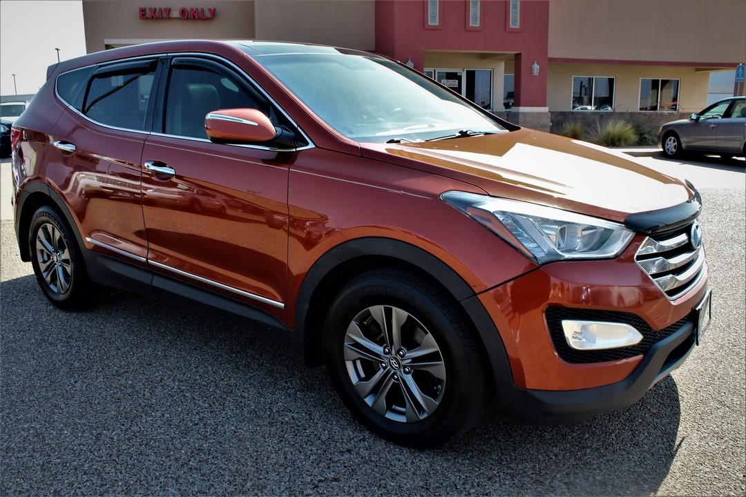 2013 Hyundai Santa Fe  - Fiesta Motors