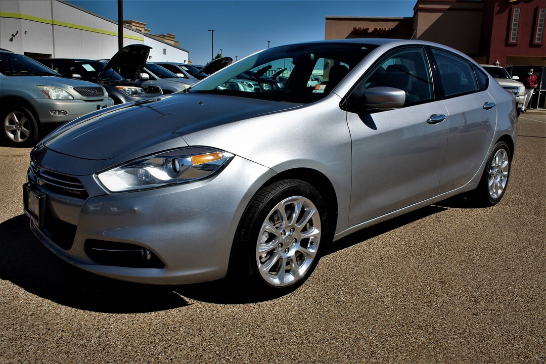2016 Dodge Dart  - Fiesta Motors