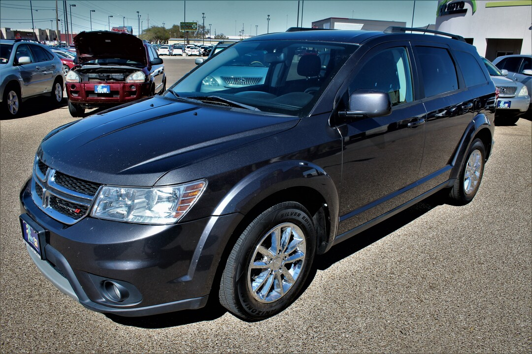 2014 Dodge Journey  - Fiesta Motors