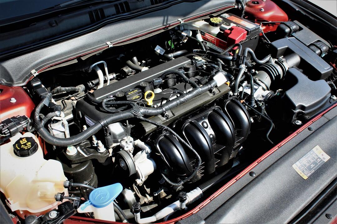 2014 Ford Fusion  - Fiesta Motors