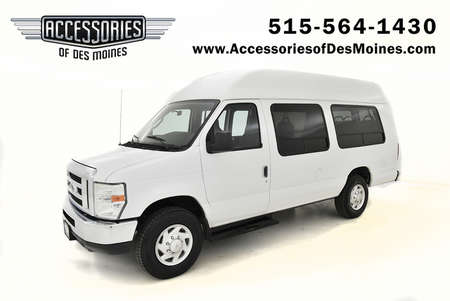 2010 Ford Econoline Commercial Raised Roof for Sale  - WB00077  - Accessories of Des Moines