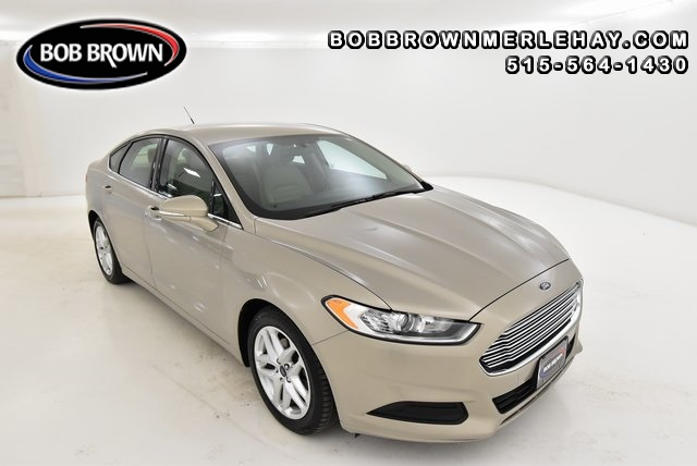 2016 Ford Fusion SE  - W175888  - Bob Brown Merle Hay