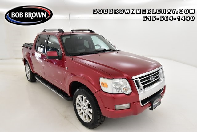 2007 Ford Explorer Sport Trac Limited 4WD  - WA17479  - Bob Brown Merle Hay