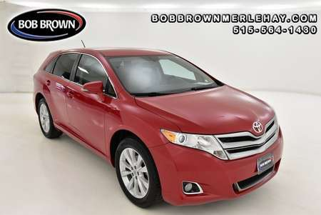 2014 Toyota Venza LE for Sale  - W087665  - Bob Brown Merle Hay