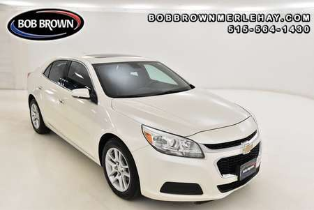 2014 Chevrolet Malibu LT for Sale  - W177999  - Bob Brown Merle Hay