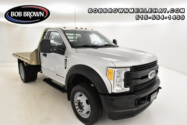 2017 Ford F-550 XL 4WD Regular Cab  - WB79013  - Bob Brown Merle Hay