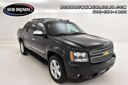 2013 Chevrolet Avalanche LTZ 4WD Crew Cab for Sale  - W136786  - Bob Brown Merle Hay