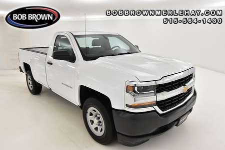 2017 Chevrolet Silverado 1500 WT 2WD Regular Cab for Sale  - W143216  - Bob Brown Merle Hay
