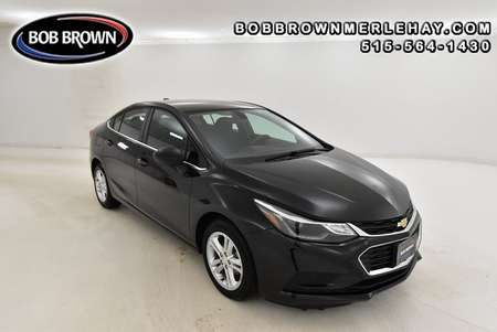 2017 Chevrolet Cruze LT for Sale  - W239683  - Bob Brown Merle Hay