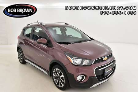 2019 Chevrolet Spark ACTIV for Sale  - W251756A  - Bob Brown Merle Hay