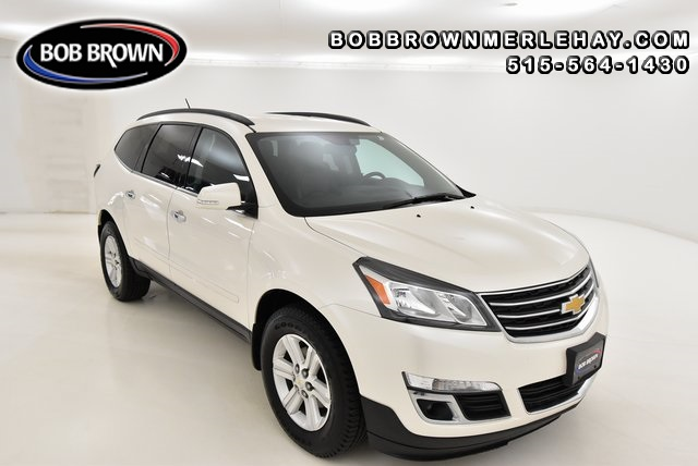 2013 Chevrolet Traverse 2LT AWD  - W249713  - Bob Brown Merle Hay
