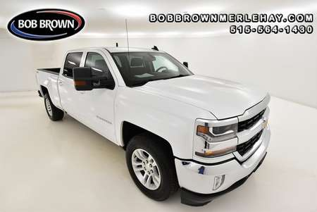 2017 Chevrolet Silverado 1500 LT 4WD Crew Cab for Sale  - W186401  - Bob Brown Merle Hay