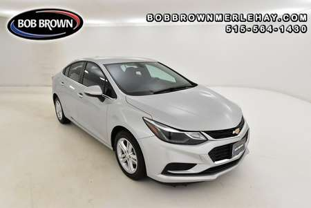 2017 Chevrolet Cruze LT for Sale  - W189909  - Bob Brown Merle Hay