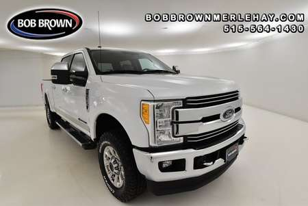 2017 Ford F-350 Lariat 4WD Crew Cab for Sale  - WB61498  - Bob Brown Merle Hay