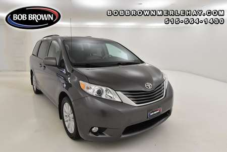 2012 Toyota Sienna Limited AWD for Sale  - W048639  - Bob Brown Merle Hay
