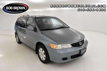 2002 Honda Odyssey EX-L for Sale  - W282606A  - Bob Brown Merle Hay