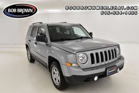 2016 Jeep Patriot Sport for Sale  - W651875  - Bob Brown Merle Hay
