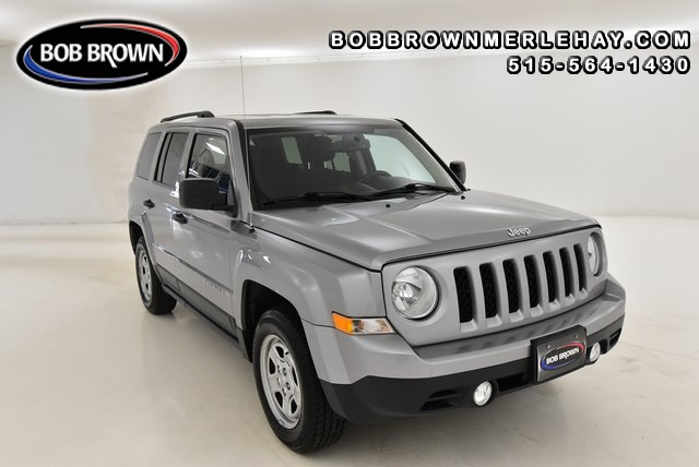 2016 Jeep Patriot Sport  - W651875  - Bob Brown Merle Hay