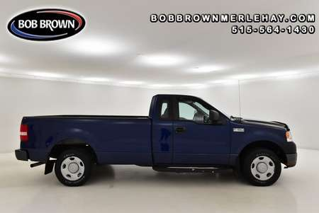 2008 Ford F-150 REGULAR CAB  2 WHEEL DRIVE 2WD Regular Cab for Sale  - WC78245  - Bob Brown Merle Hay