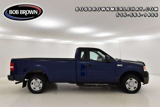 2008 Ford F-150 REGULAR CAB  2 WHEEL DRIVE 2WD Regular Cab  - WC78245  - Bob Brown Merle Hay