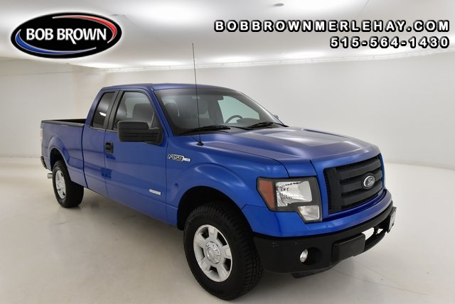 2012 Ford F-150  - Bob Brown Merle Hay